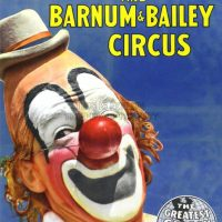 list of Famous Clowns of the circus, stage, screen and television