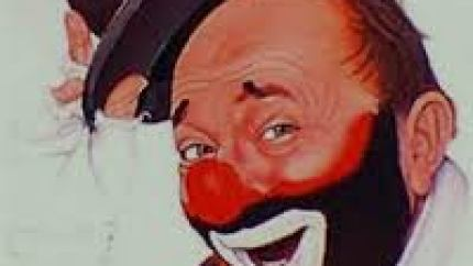 Al Ross, famous Shrine clown