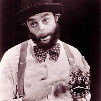 Avner Eisenberg, Avner the Eccentric - inducted into the Clown Hall of Fame in 2002