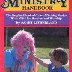 Clown Ministry Handbook