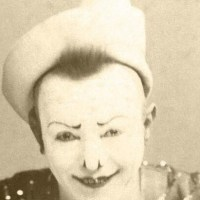 Francois Fratellini, famous white face clown
