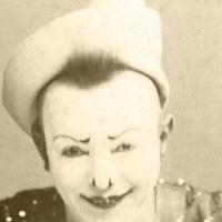 Francois Fratellini, famous white face clown