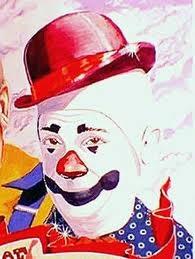 Paul Jung - circus clown