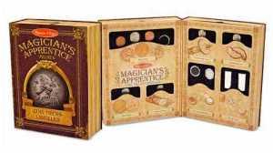 Coin Tricks Unrolled - Melissa & Doug - Magician's Apprentice volume 4
