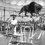 Swede Johnson, famous animal trainer