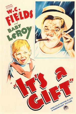 It's A Gift (1934) starring W. C. Fields