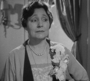 Margaret Dumont as Mrs. Claypool in A Night at the Opera