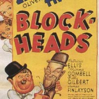 Block-Heads (1938) starring Stan Laurel, Oliver Hardy, James Finlayson, Billy Gilbert