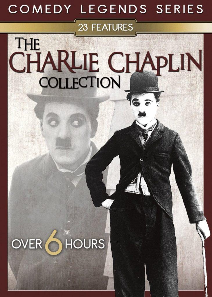 Charlie Chaplin volume 1-23 -- Chaplin's early silent films