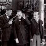Do Detectives Think? The Slasher, Stan Laurel, James Finlayson
