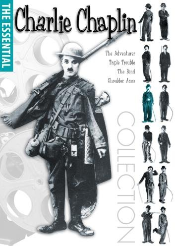 Essential Charlie Chaplin volume 10 The Essential CHARLIE CHAPLIN COLLECTION...a must-have for any fan or film buff's library. This definitive collection of 12-DVDs contains 57 of Chaplin's legendary early films in chronological order...a true historical legacy of the greatest comedian who ever lived.
