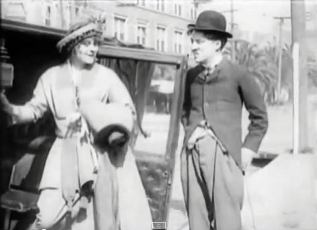 His Favorite Pastime - Charlie Chaplin