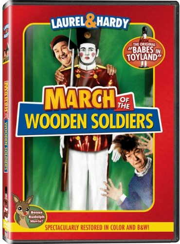 Guilty Pleasures (movies) MarchOfTheWoodenSoldiers
