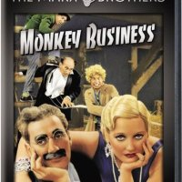Monkey Business, starring the Marx Brothers