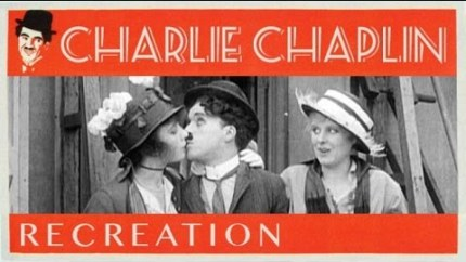 Recreation (1914) starring Charlie Chaplin
