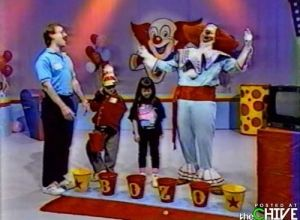 Color photo of Bozo's Grand Prize Game