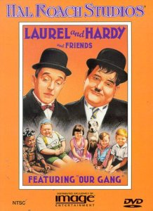 Laurel and Hardy and Friends - DVD cover