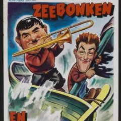 Belgian Saps at Sea movie poster