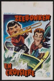 Belgian Saps at Sea movie poster