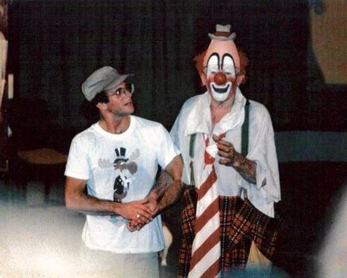 Steve Smith and Lou Jacobs