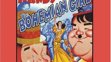 Laurel and Hardy's comedy, The Bohemian Girl
