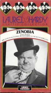 Zenobia, starring Oliver Hardy, Billie Burke, Harry Langdon