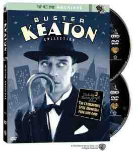 Buster Keaton Collection: (The Cameraman / Spite Marriage / Free & Easy)