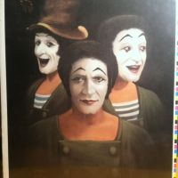 Biography of Marcel Marceau, (Bip the Clown)