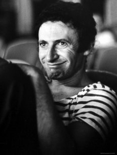 Marcel Marceau without makeup