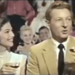 Merry Andrew - Pier Angelli and Danny Kaye get engaged in the famous Salud musical routine