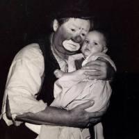 Otto Griebling - circus tramp clown