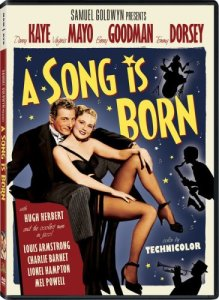 A Song is Born, starring Danny Kaye and Virginia Mayo