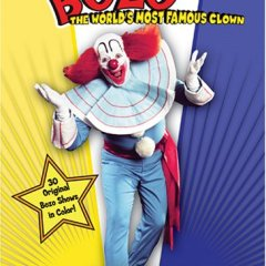 Bozo the World's Most Famous Clown - DVD - volume 1