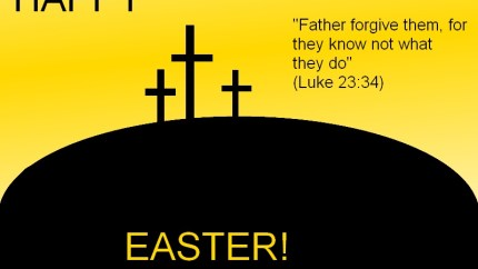 """What is Easter? A free clown skit for three speaking clowns, and one """"normal"""" person"""