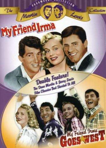 My Friend Irma, starring Dean Martin, Marie Wilson, Jerry Lewis