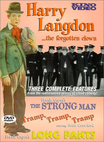 Harry Langdon… The Forgotten Clown: (The Strong Man / Tramp, Tramp, Tramp / Long Pants)