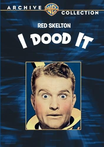 DVD - I Dood It, starring Red Skelton and Eleanor Powell