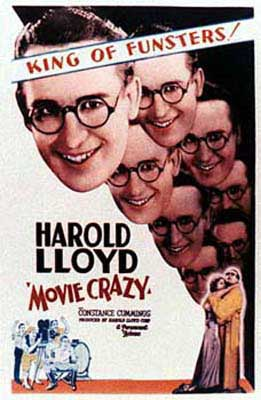 Movie Crazy (1932) starring Harold Lloyd, Constance Cummings