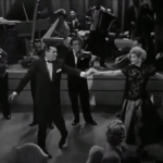 Hollywood Anniversary - Lucille Ball and Desi Arnaz ballroom dancing