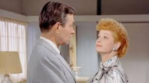 James Mason as the angel sent to help Lucille Ball's marriage in Forever, Darling