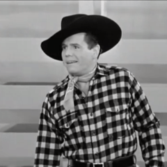 Desi Arnaz performs Texas Pete in Lucy Goes to a Rodeo