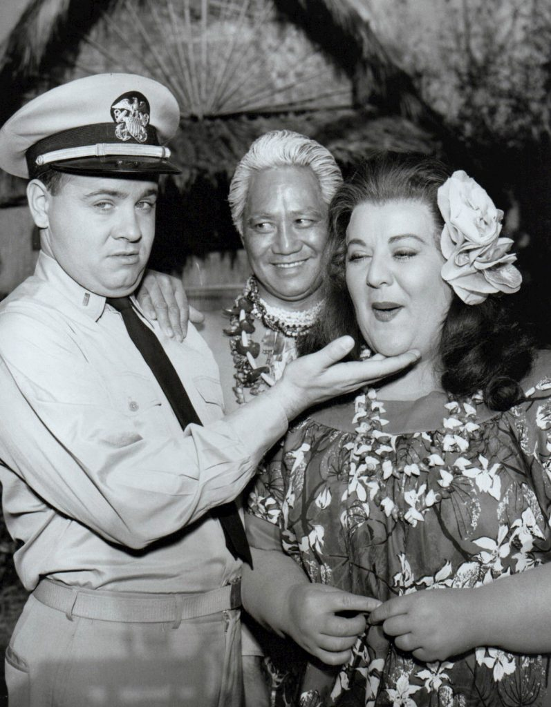 McHale's Navy - will Ensign Pulver (Tim Conway) marry the chief's daughter?