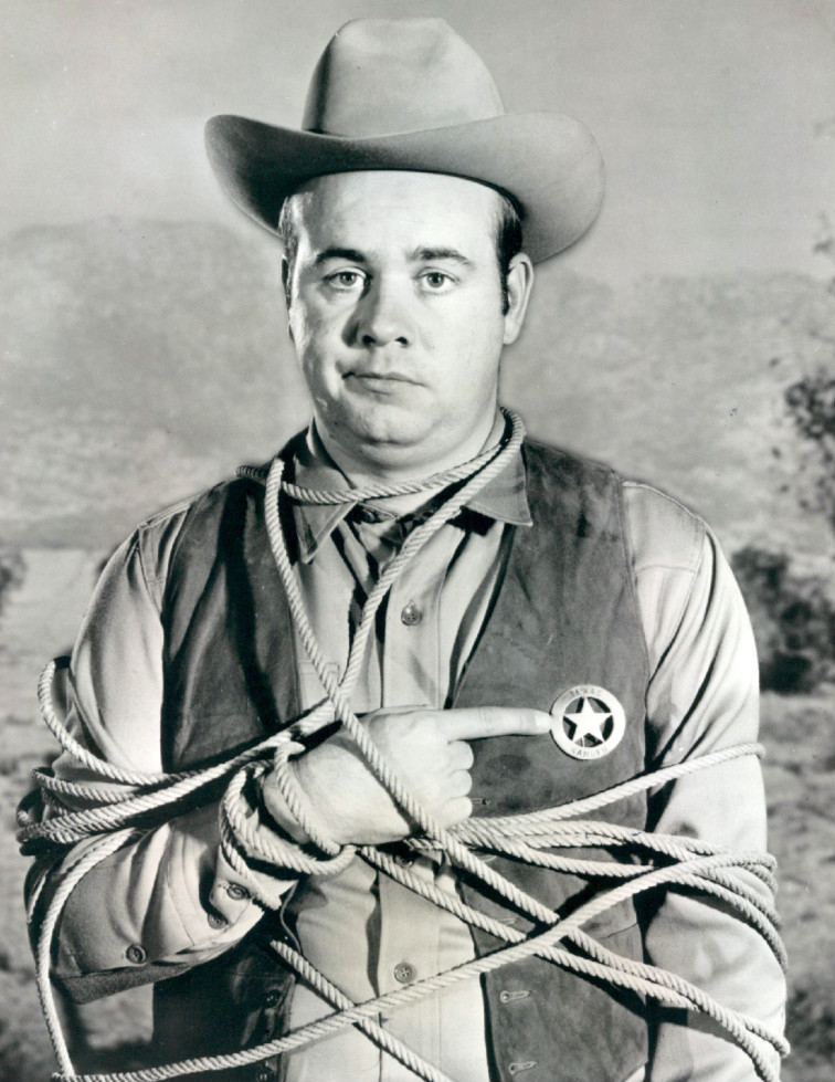 Tim Conway in a publicity photo for Rango in 1966
