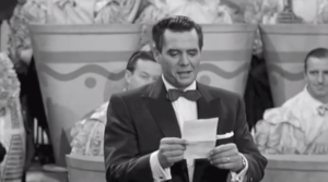 Ricky reads the note in Lucy is Enciente ... wonder which couple is expecting