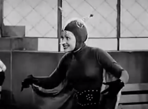 Lucy is Envious - Lucille Ball as a martian