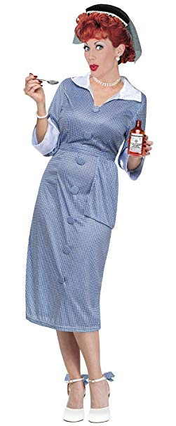 I Love Lucy - the Vitameatavegamin Dress