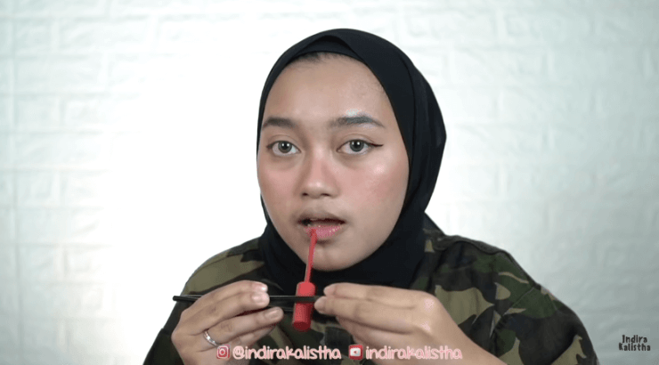 Indira Kalistha Makeup Tutorials