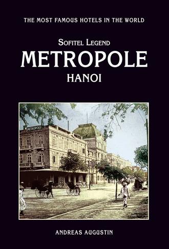 Hotel Metropole Hanoi book cover