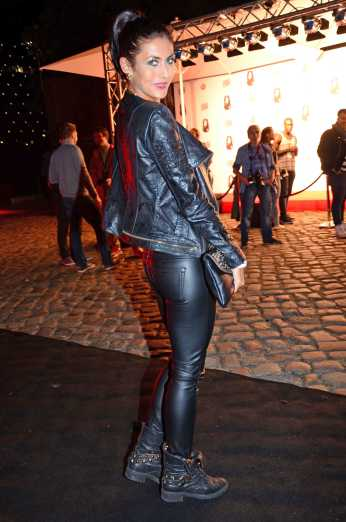 Fiona Erdmann - Leather Jacket & Pants