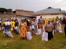 COVID-19: Nakuru Rotary Club cushions vulnerable families